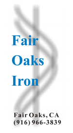 Spiral Stair Fair Oaks Iron